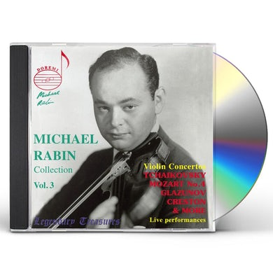 Michael Rabin RABIN COLLECTION 3 CD