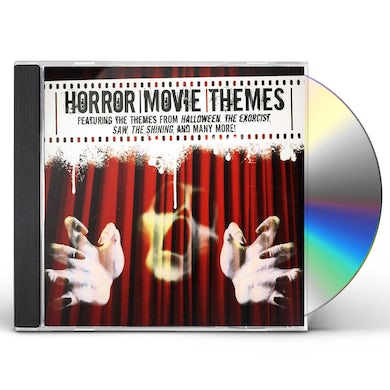 Grim Reaper Players HORROR MOVIE THEMES CD