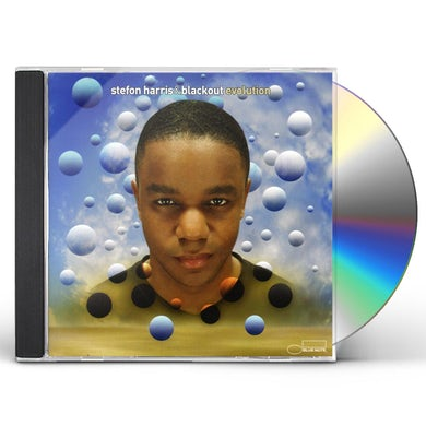 Stefon Harris & Blackout EVOLUTION CD