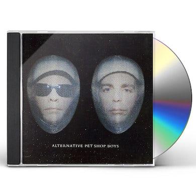 Pet Shop Boys ALTERNATIVE CD