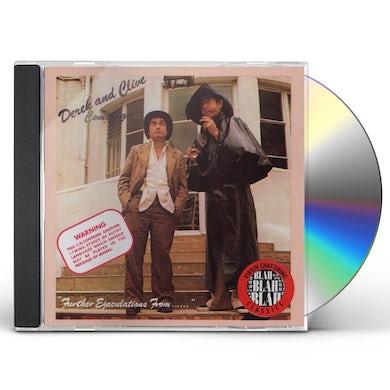 Derek & Clive COME AGAIN CD