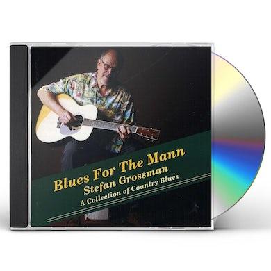 Stefan Grossman BLUES FOR THE MANN CD