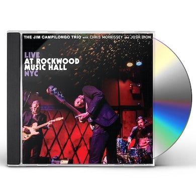 Jim Campilongo LIVE AT ROCKWOOD MUSIC HALL NYC CD