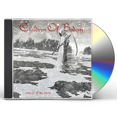 Children Of Bodom Halo Of Blood CD