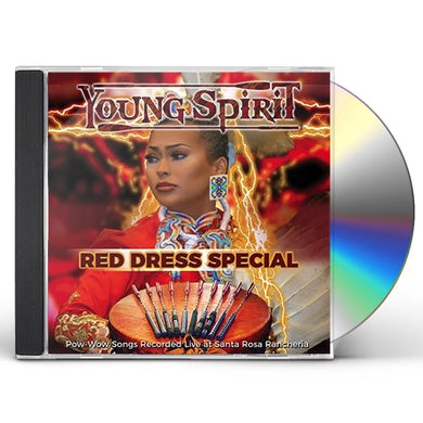 Red Dress Special: Pow-Wow Songs CD