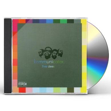 Five Deez KOMMUNICATOR CD