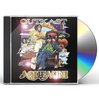 Outkast AQUEMINI CD