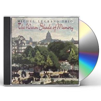 Michel Legrand WARM SHADE OF MEMORY CD