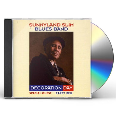 Sunnyland Slim DECORATION DAY CD