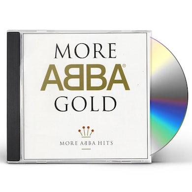 MORE ABBA GOLD CD