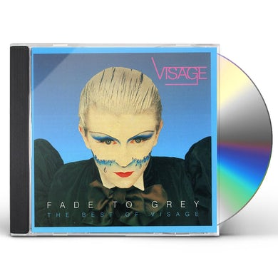 Visage FADE TO GREY: SINGLES CD