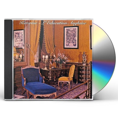 Katerine L'EDUCATION ANGLAISE CD