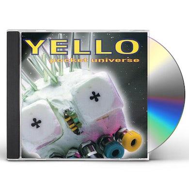 Yello POCKET UNIVERSE CD