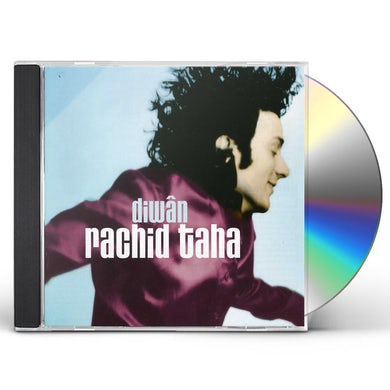 Rachid Taha DIWAN CD