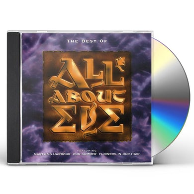 All About Eve BEST OF CD