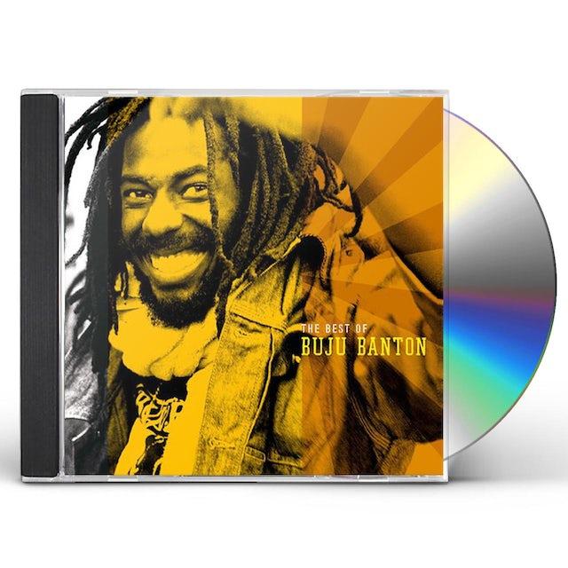Buju Banton BEST OF CD