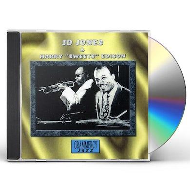 Jo Jones FEATURING HARRY SWEETS EDISON CD