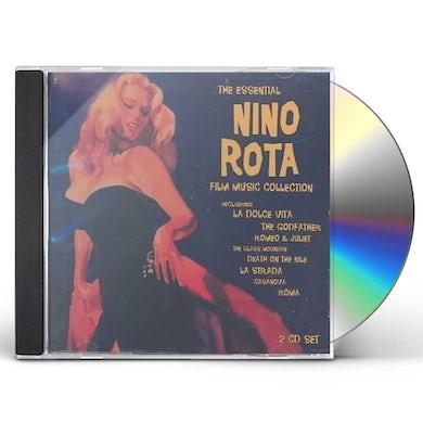 Nino Rota ESSENTIAL FILM MUSIC COLLECTION CD