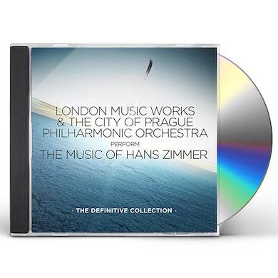 MUSIC OF HANS ZIMMER CD