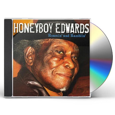 David Honeyboy Edwards ROAMIN & RAMBLIN CD