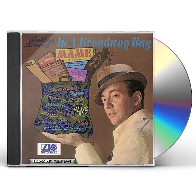 Bobby Darin IN A BROADWAY BAG CD