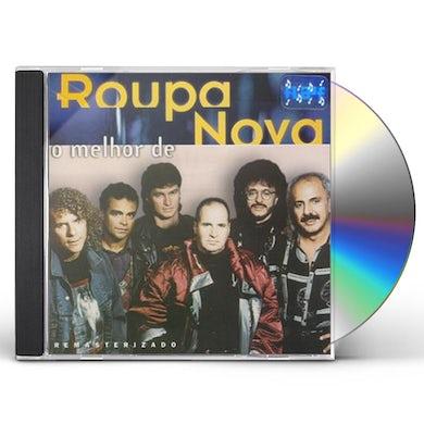 O MELHOR DE ROUPA NOVA CD