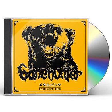 BONEHUNTER RABID SONIC FIRE CD