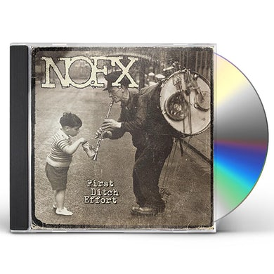 Nofx FIRST DITCH EFFORT CD