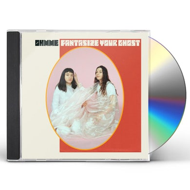 Ohmme Fantasize Your Ghost CD