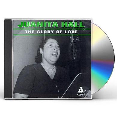 Juanita Hall GLORY OF LOVE CD