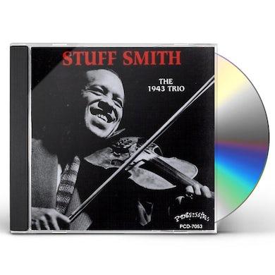 Stuff Smith 1943 TRIO WORLD JAM SESSION CD