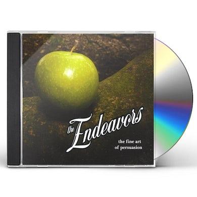 Endeavors FINE ART OF PERSUASION CD