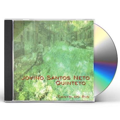 Jovino Santos Neto CANTO DO RIO CD