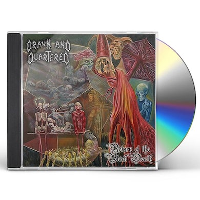 Drawn & Quartered RETURN OF THE BLACK DEATH CD