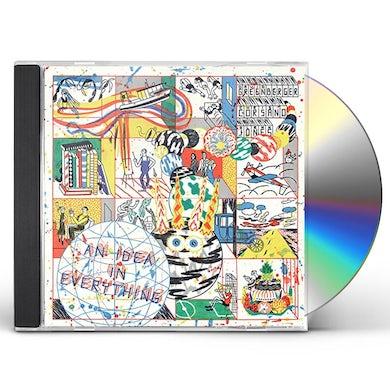 David Greenberger / Glenn Jones / Chris Corsano AN IDEA IN EVERYTHING CD