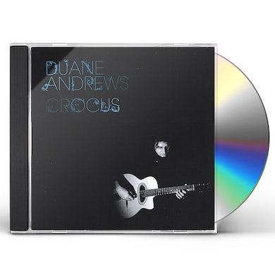 Duane Andrews CROCUS CD