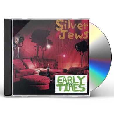 Silver Jews EARLY TIMES CD