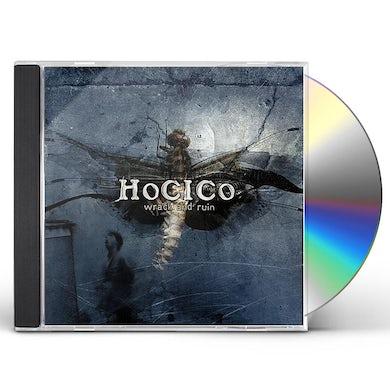 Hocico WRACK & RUIN CD