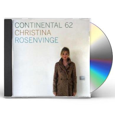 Christina Rosenvinge CONTINENTAL 62 CD