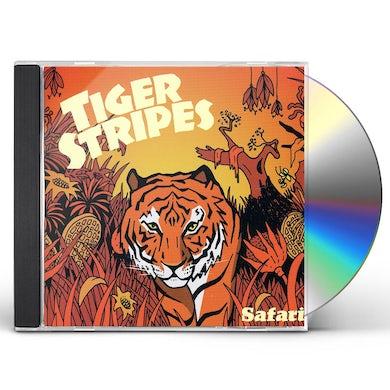 Tiger Stripes SAFARI CD