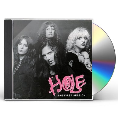 Hole FIRST SESSION CD