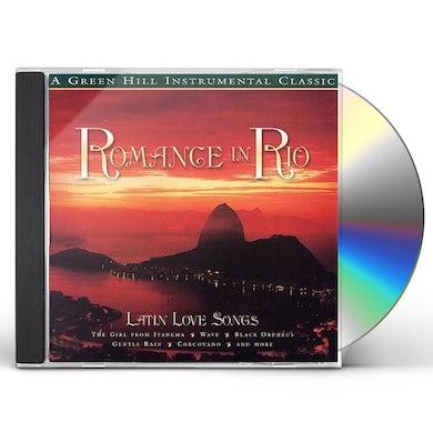 Romance In Rio CD