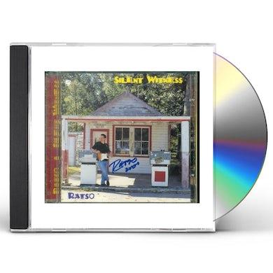 Ratso SILENT WITNESS CD
