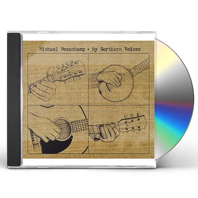 Michael Beauchamp MY NORTHERN VOICES CD