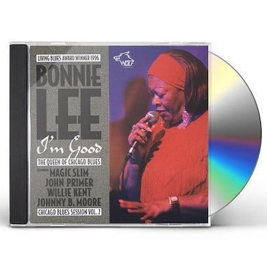 Bonnie Lee I'M GOOD CD
