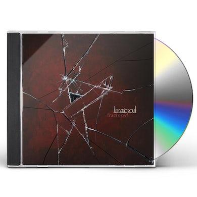 Lunatic Soul Fractured CD