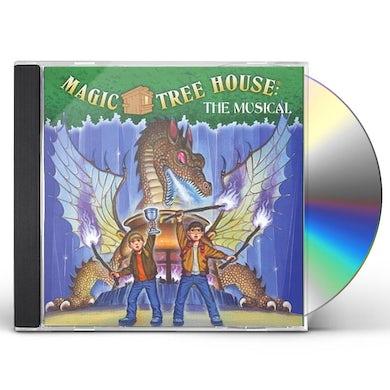 Original Cast  Magic Tree House: The Musical CD