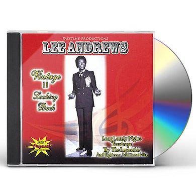 Lee Andrews LOOKING BACK VINTAGE 2 CD