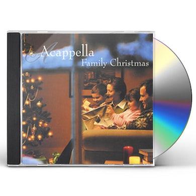 Acappella FAMILY CHRISTMAS CD