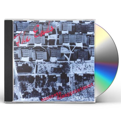 Ends CONCRETE DISSAPOINTMENT CD